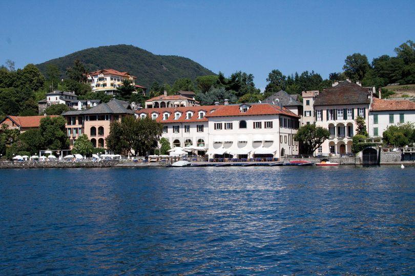 Esterno Hotel San Rocco