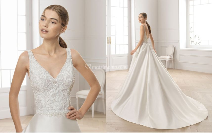 Abiti Sposa Bellavia Da Bellavia Da Bellavia Abiti Sposa P0OX8nwk