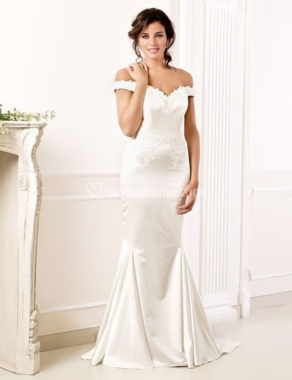 Wedding dress giuditta