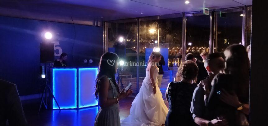 Matrimonio Acquario di Genova