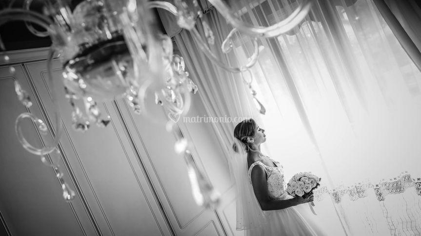 Bellezza e preparazione sposa