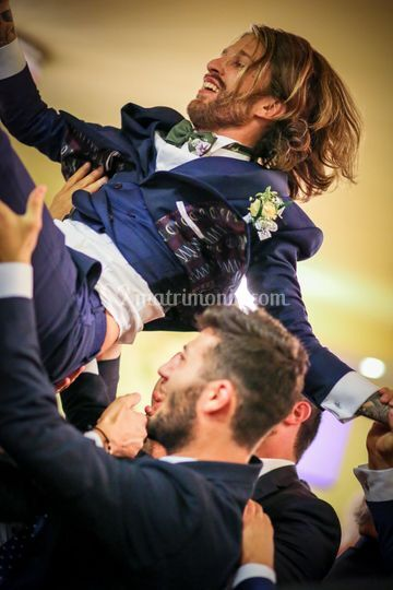 Ristorante sposo