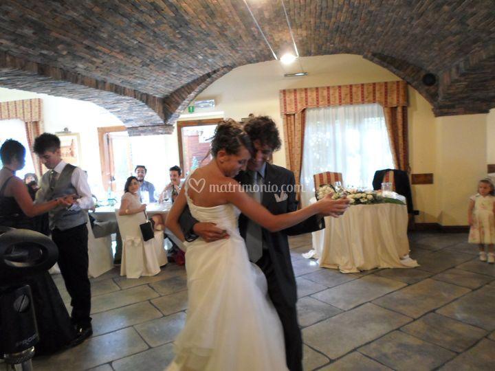 Ballo sposi matrimonio