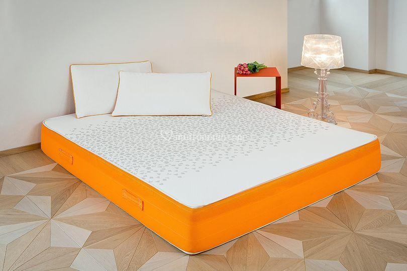 Il materasso e i cuscini