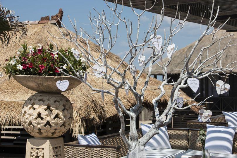 Matrimonio Spiaggia Varcaturo : Rama beach cafe
