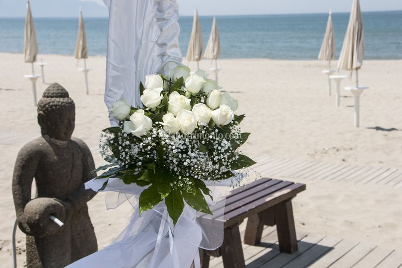 Matrimoni Spiaggia Napoli : Matrimonio spiaggia rama beach di rama beach cafe foto 18