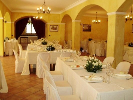sala ristorazione