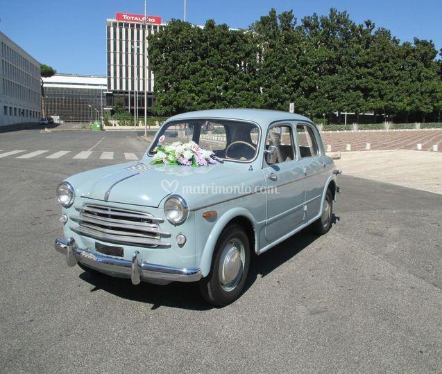 Fiat 1100 bauletto