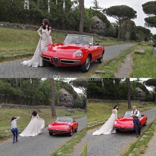 Per lo sposo alfa duetto