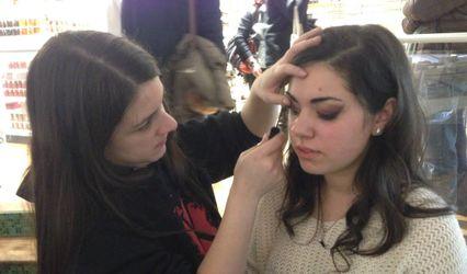 Barbara Make up 1