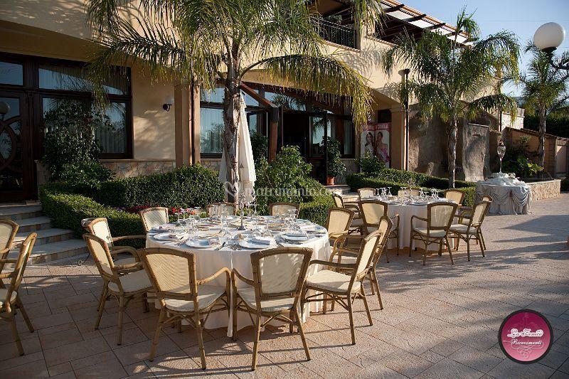 Terrazzo sala Elegant