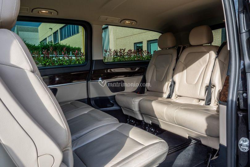 Mercedes V Class Interno 1
