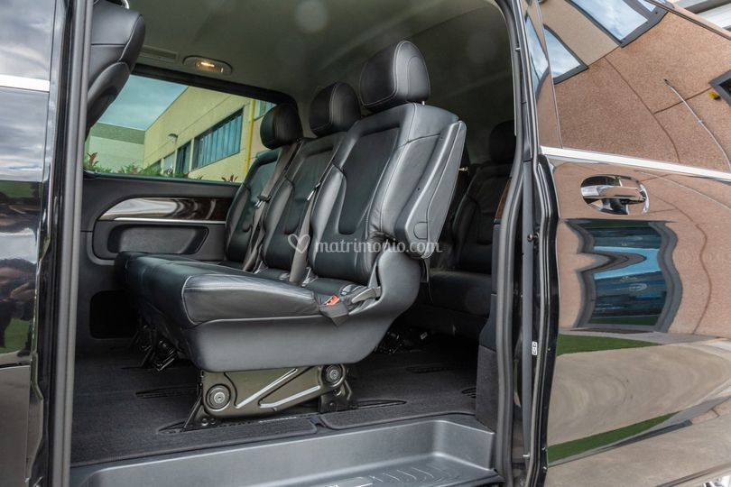 Mercedes V  Class Int 2