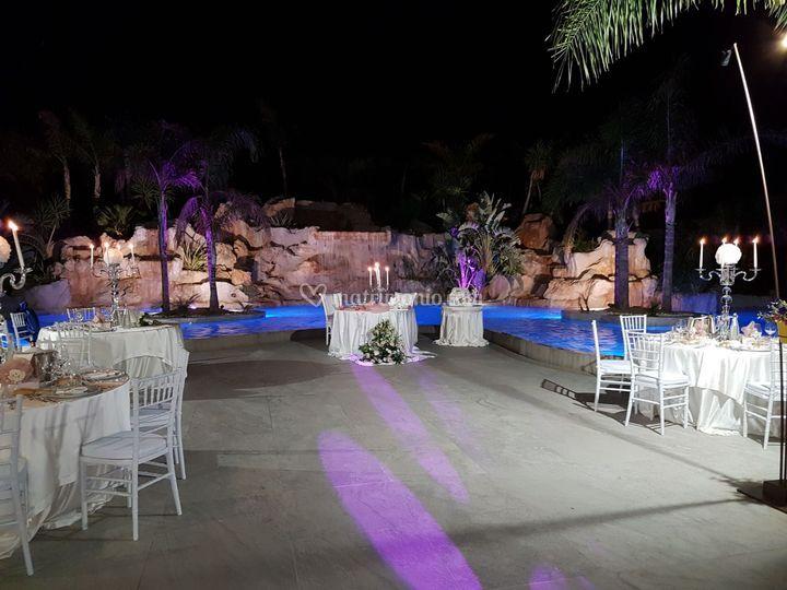 Matrimonio in Laguna
