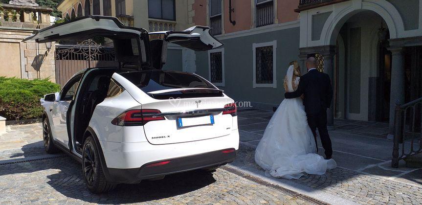 Tesla Dream a Villa Sassi