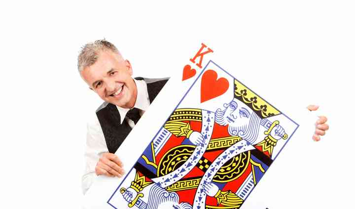 Max Barile Magic Show