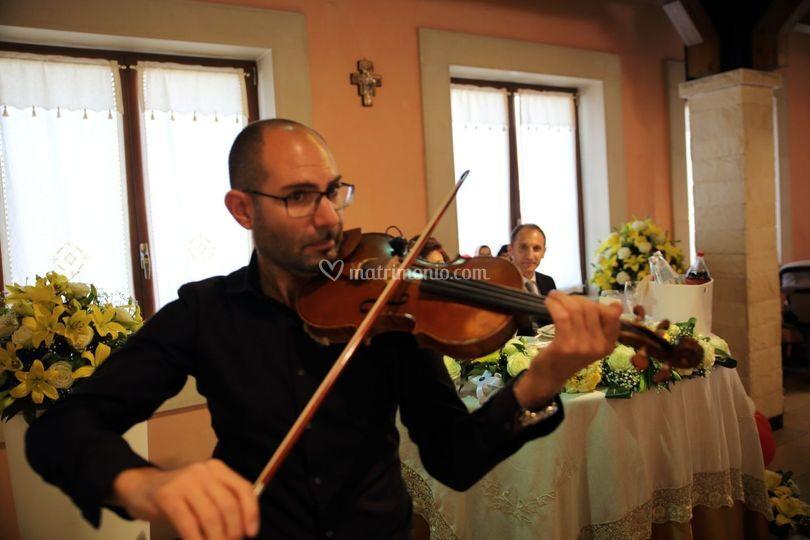 Serenata agli sposi
