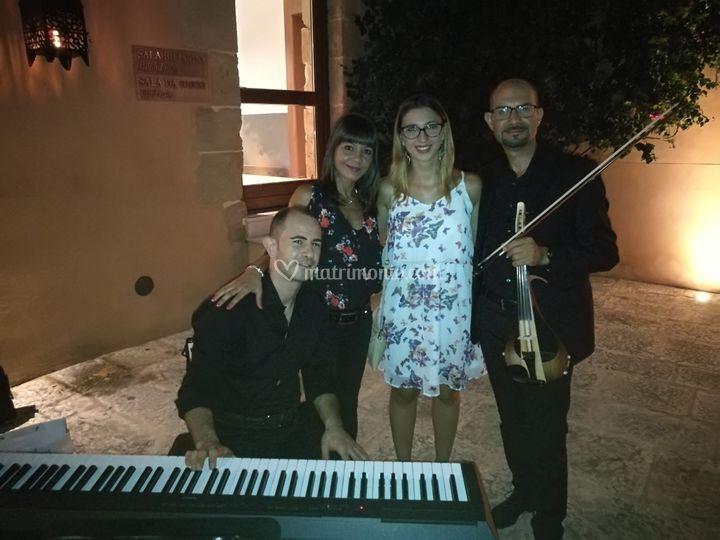 Fans dei Sonora Duo Artist