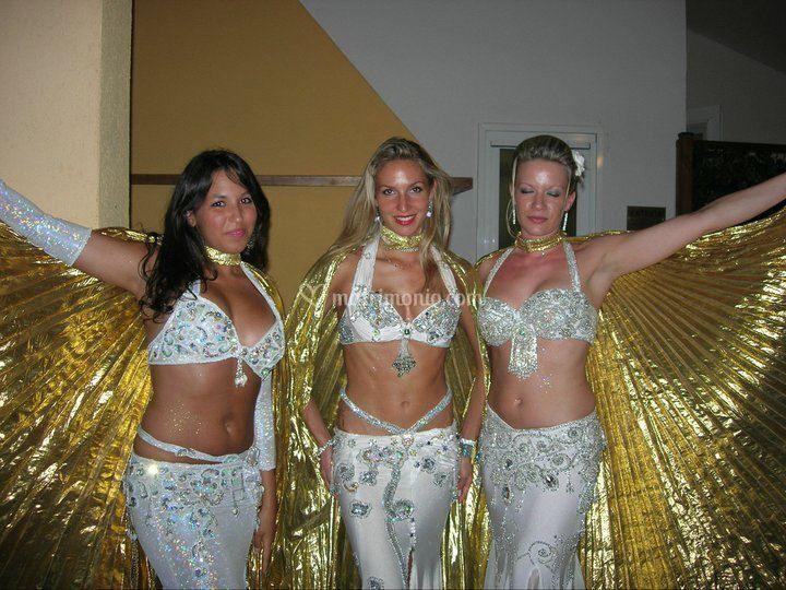 Danzatrici del ventre