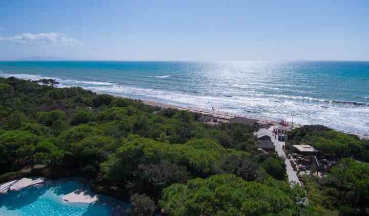 Roccamare Resort