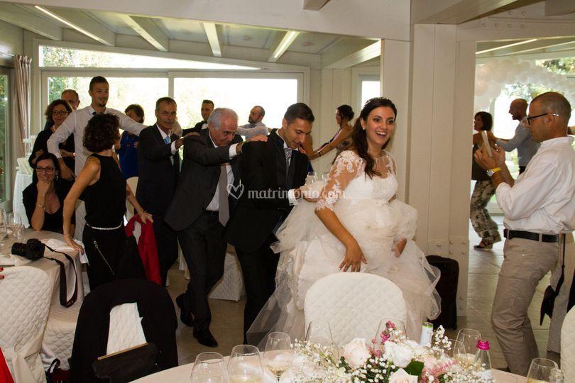 Lucia e Domenico