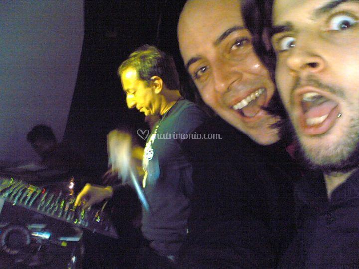 Con Roberto Ferrari