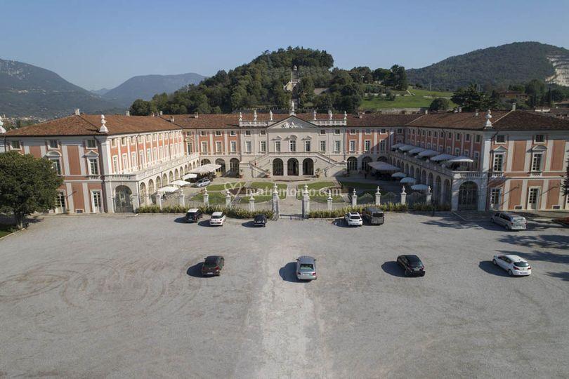 Vista Villa Fenaroli
