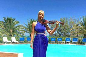 Violino Elettrico di Lady Katerina