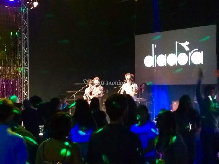 Live Show Zio Pecos