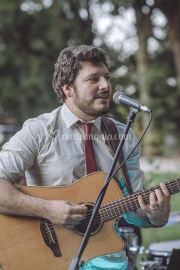 Checco Cantante Zio Pecos