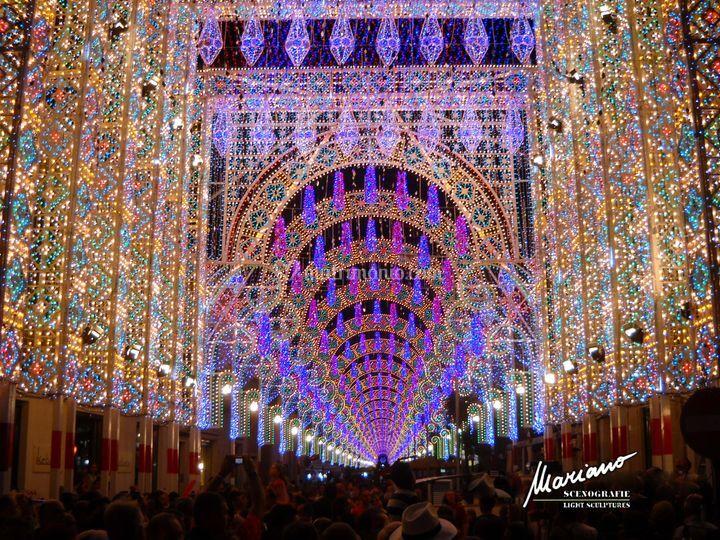 Galleria luminosa
