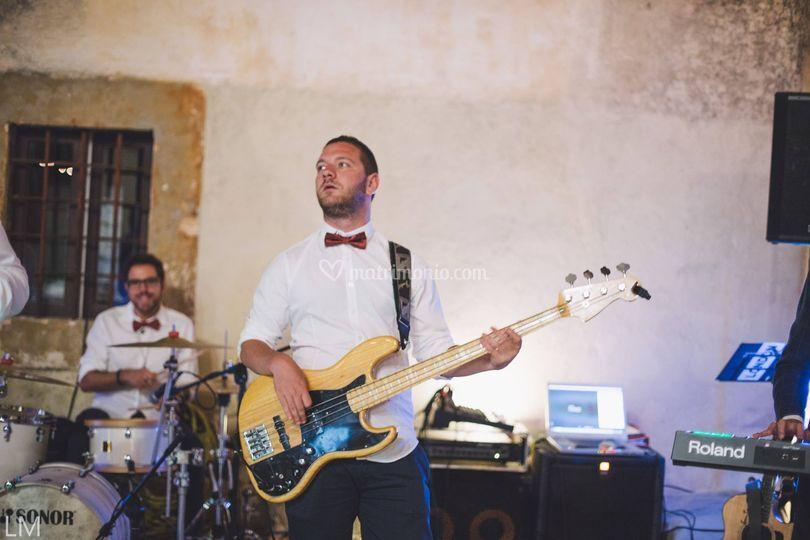 Paolo Migliore - Bass