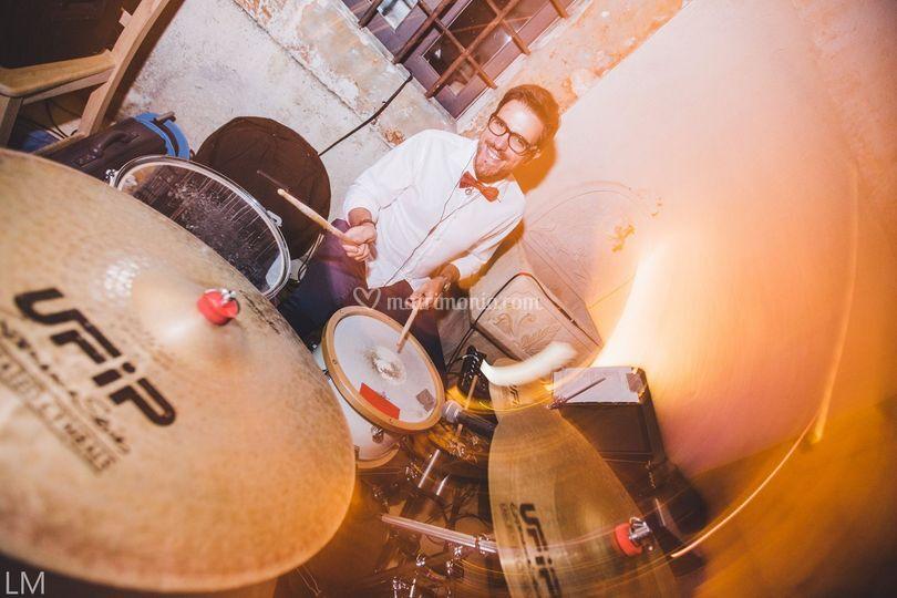 Mirko Augello - Drum