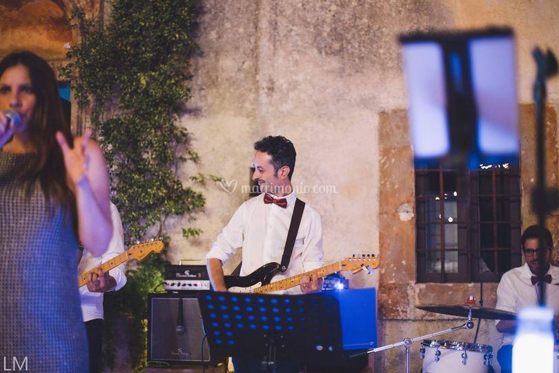 Gianluca Guglielmino - Guitar