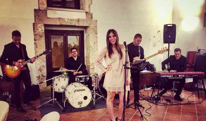Alessandra Patané Live Band