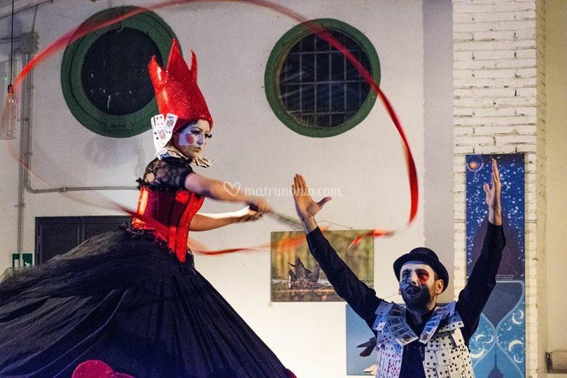 Spettacolo Fuoco & Flamenco