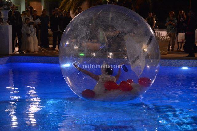 Spettacolo sfera