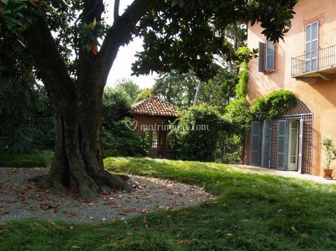 Esterni Villa Bodo Sommariva