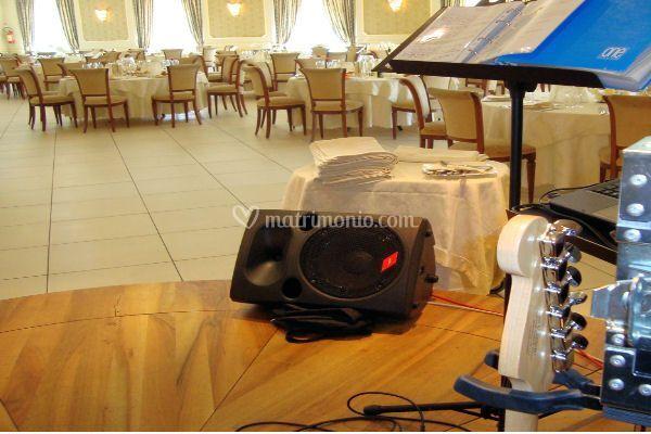 Matrimonio al ristorante Anton