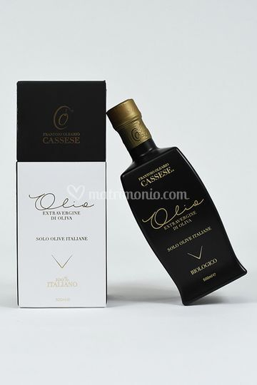 Olio evo black luxury 500ml