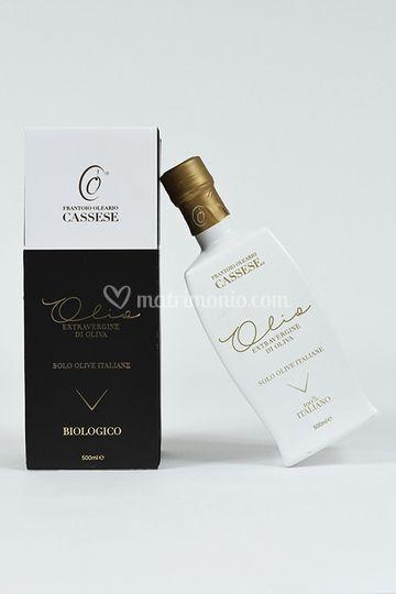 Olio evo white luxury 500ml