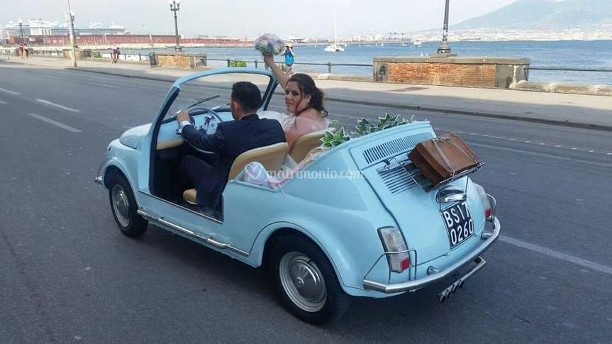 Fiat 500 Jolly Limited Edition