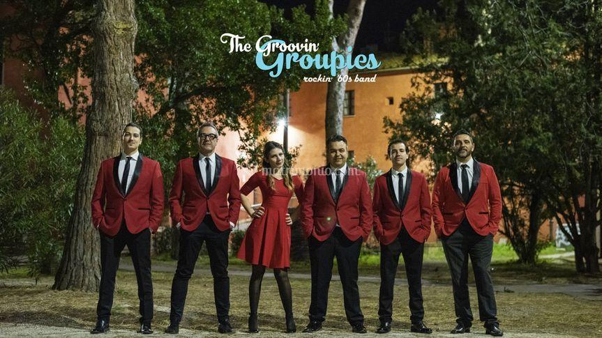 The Groovin' Groupies