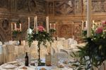 Sala del Coro - candelabri