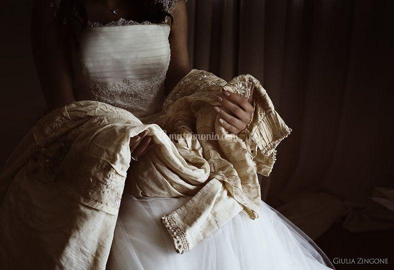 L'abito della nonna
