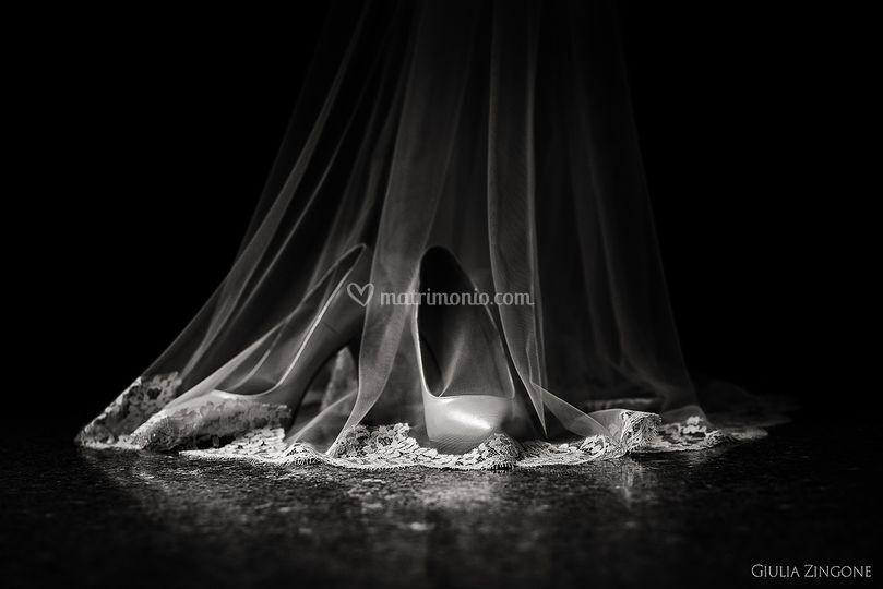 Le scarpe, Marta Marzotto