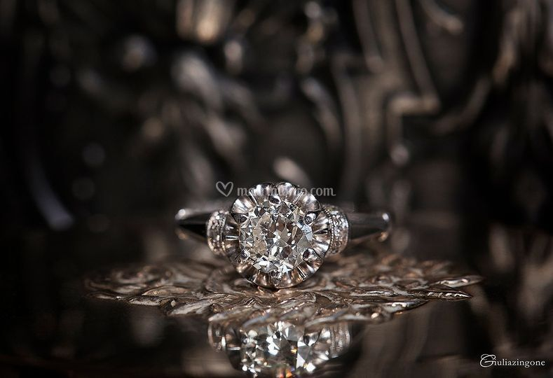 L'anello di fidanzamento
