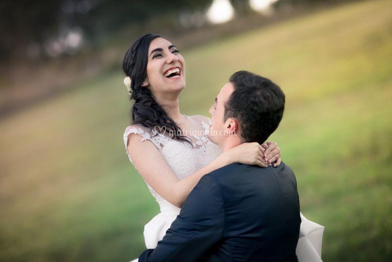 Alessandra e Vincenzo