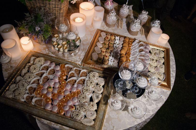 Tavolo dolci