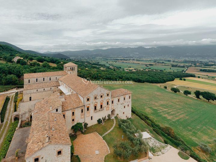 San Pastore Villa Matrimonio